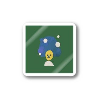 夢子ちゃん Stickers