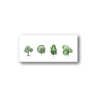 点景-植栽- Stickers