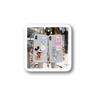 TPU ルイヴィトン iPhone11proケース Stickers