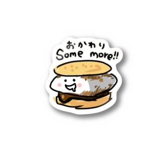 スモアちゃん Stickers
