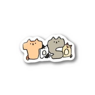TASOneko Stickers