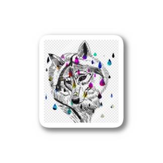 カラフル ドロップス  Stickers