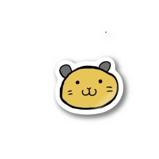 haruontifのキンクマハムスター Stickers