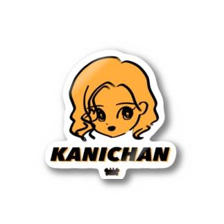 カニチャン Stickers