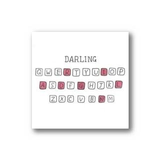 Darling Stickers