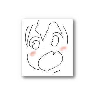 ノキュのノキュさんのアイコンステッカー Stickers