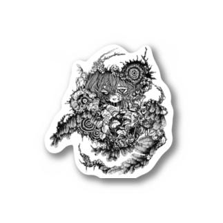 天使 Stickers
