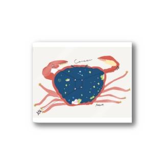 maichogoriの蟹座 Stickers