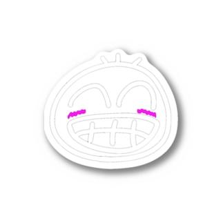 MADEinYOHのYOHスマイルくん4 Stickers