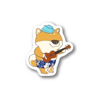 ウクレレシーバ Stickers