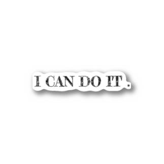 RYO-KのI can do it. Stickers