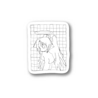 天使さん Stickers