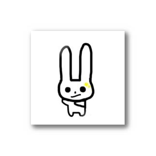 きりっうさぎ Stickers