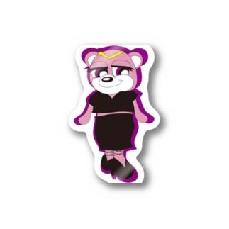 Iii.storeのTappyz ─ダリア─ Stickers