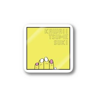 kawaiitsume Stickers