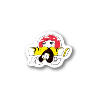 ぱん③ Stickers