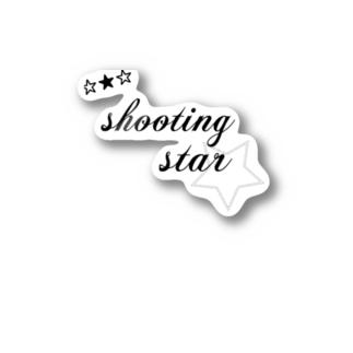 shootingstar  Stickers