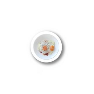 ハムエッグ ham&eggs Stickers