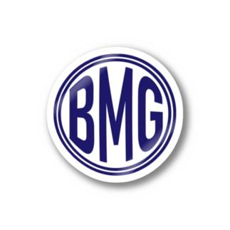 ブルマグステッカー(B) Stickers
