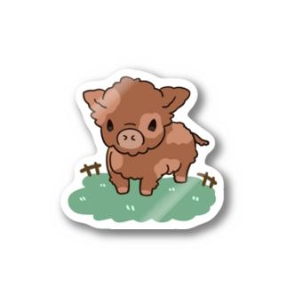 テキサストルネード Stickers