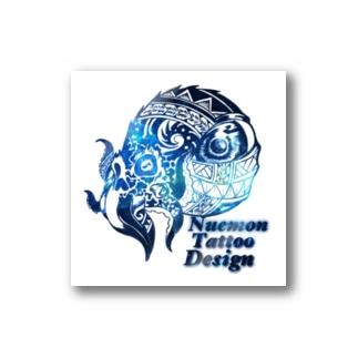 Nuemon Tattoo Design ステッカー