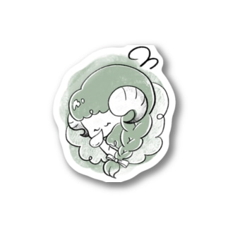 horoscope-牡羊座 Stickers