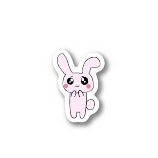 中川瑠夏【ルカぴょん ぴえん。】 Stickers