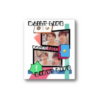 松浦尚久【daily life】 Stickers