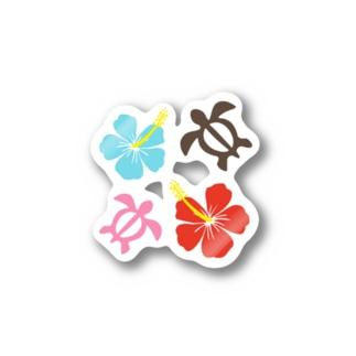 ホヌ Stickers