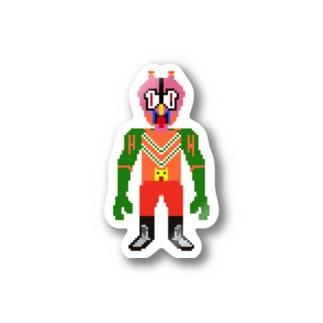 Mr.phoenix Azuma ステッカー Stickers