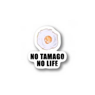 NO TAMAGO NO LIFE Stickers