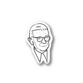 Sartre Stickers