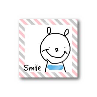 スマイル熊さん Stickers