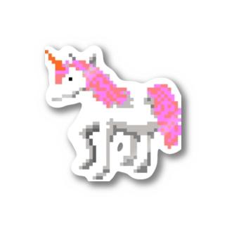 夢見るユニコーン Stickers
