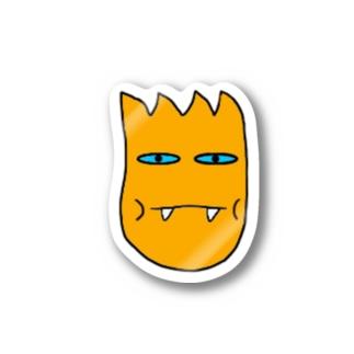 モグステッカー(キバ) Stickers