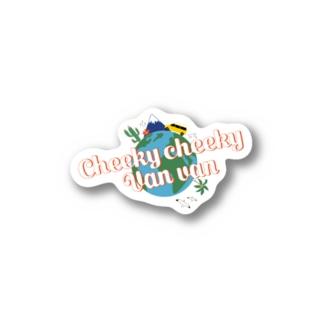 ステッカー(ビタミン) Stickers