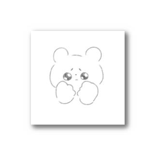 ぴえんくま Stickers