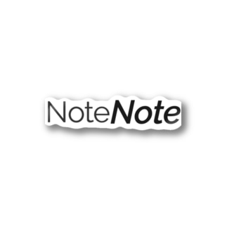 NoteNote Stickers