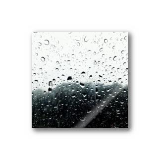 雨 Stickers