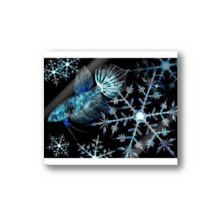スマラグティナ アイスクリスタルカラー Stickers