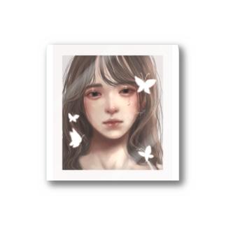 蝶 Stickers