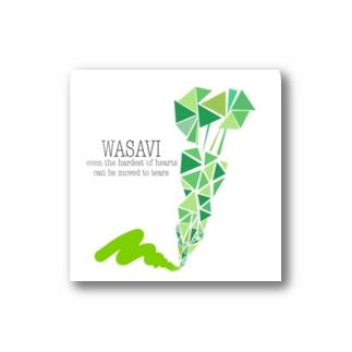 WASAVI2 Stickers