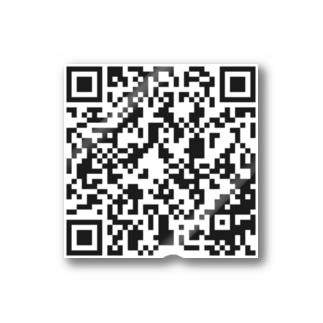 【 QRグラフティ 】 COVID-19 Stickers