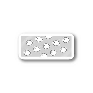 ひよこ雲 Stickers