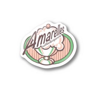 Amarelles original Stickers