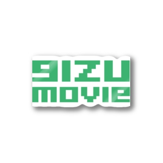 gizumovie logo Stickers