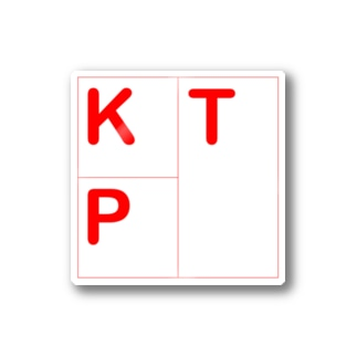 KPT Stickers