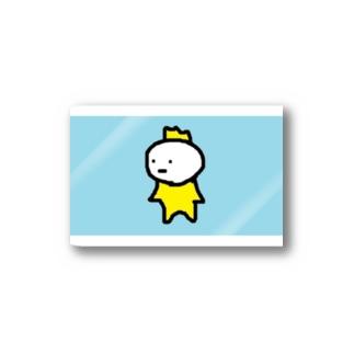 P国王水色 Stickers