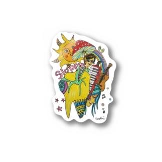 Sloppys goods Stickers