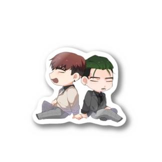 🌴🐊 Stickers